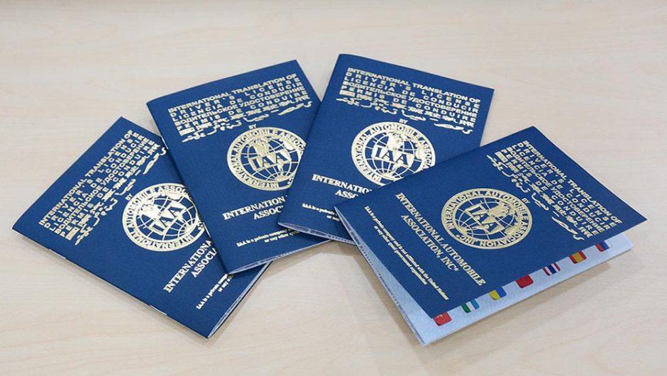 Thủ tục đổi bằng lái xe quốc tế online như thế nào?