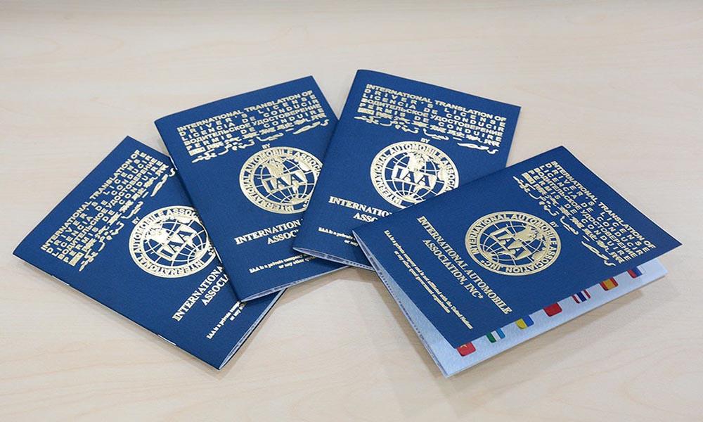 Bằng lái xe quốc tế IAA là gì?
