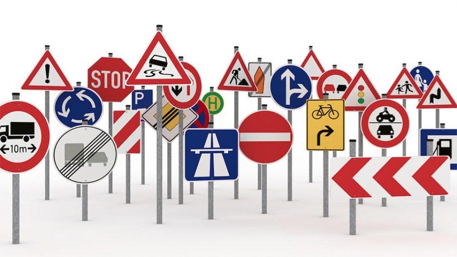 Biển báo giao thông là gì?