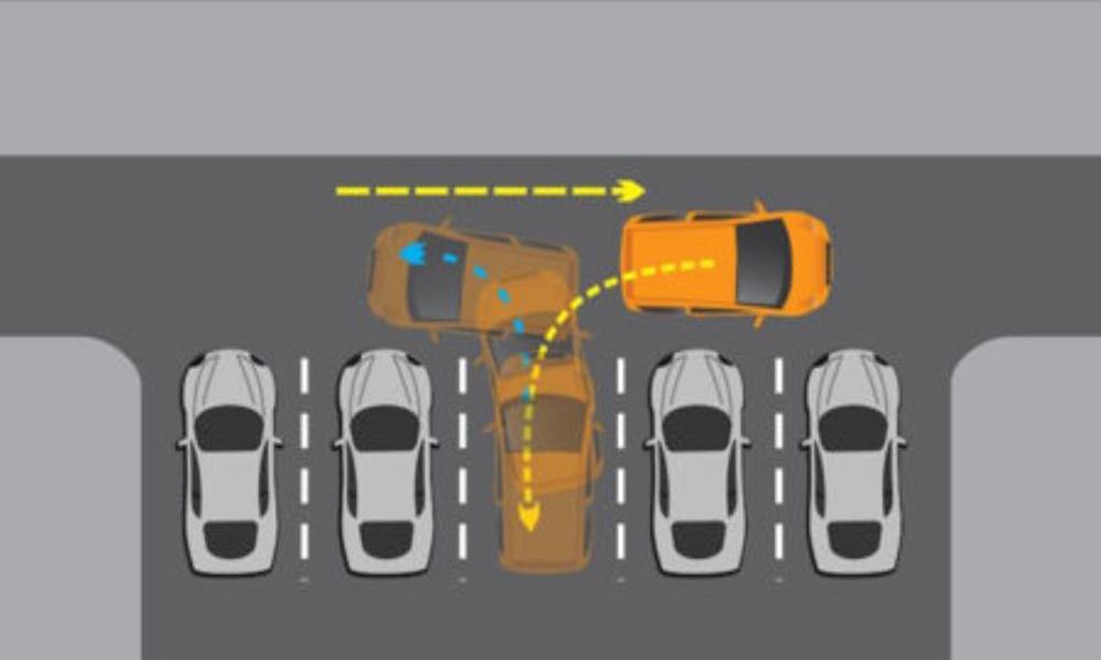 Cách lùi xe ô tô vào chuồng
