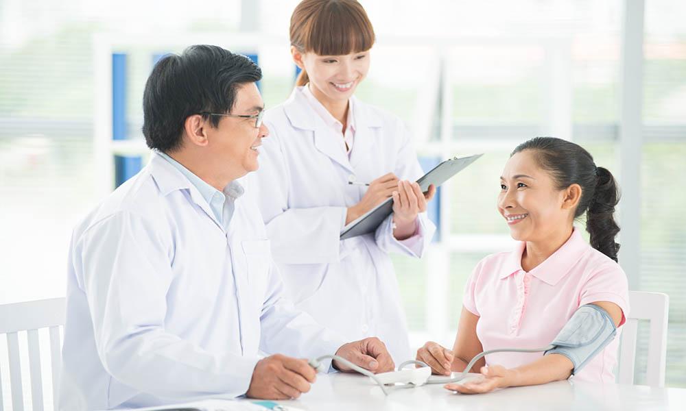 Đảm bảo đủ điều kiện về sức khỏe theo quy định