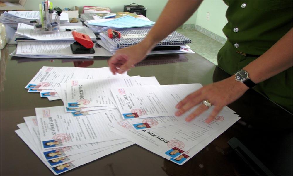Hồ sơ nâng hạng bằng lái xe