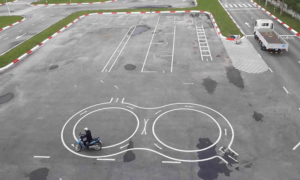 Nội dung thi bằng lái xe máy