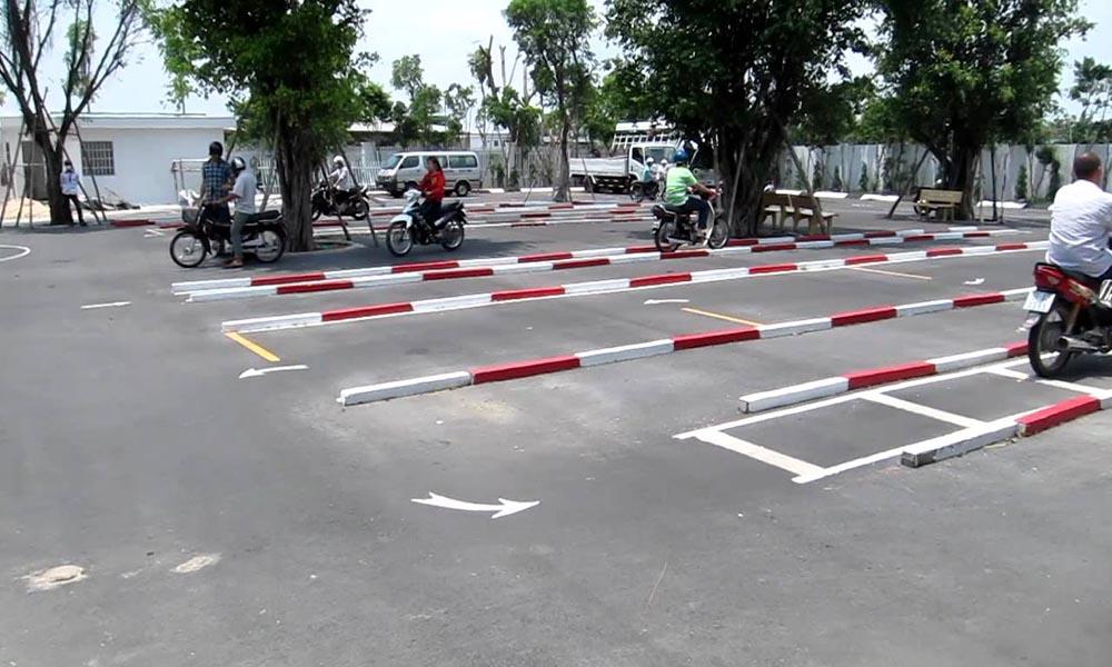Hướng dẫn mẹo thi thực hành bằng lái xe máy A1