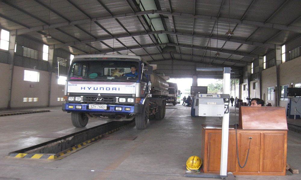 Thời hạn đăng kiểm xe tải