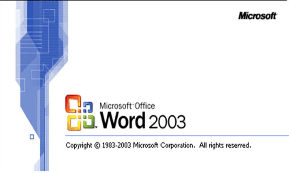 Word 2003 không đọc được file