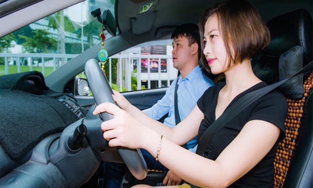 Thời gian học bằng lái xe B2
