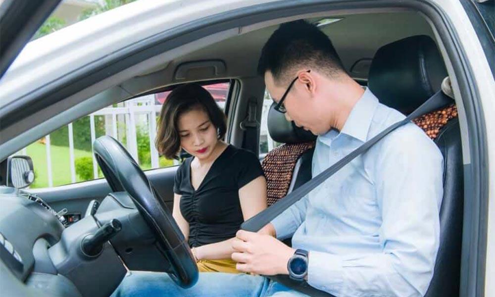 Lưu ý khi học bằng lái xe B2